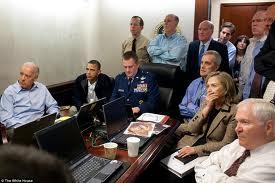 obama screen bin laden