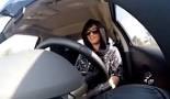 KSA women drive