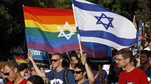 gays in israel