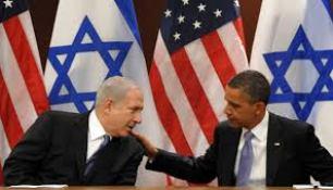 obama netanyahu