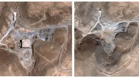 syria reactor