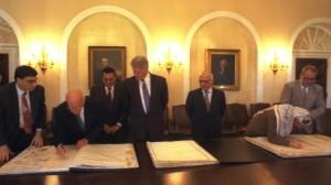Oslo II signing