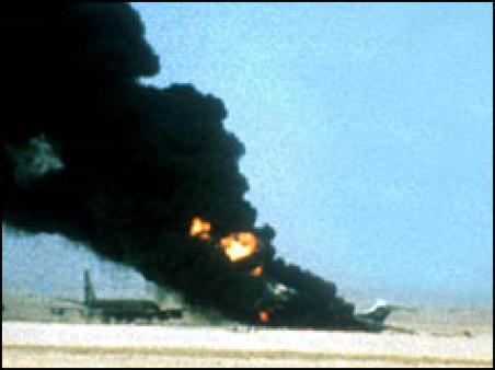 plane blowup 1970