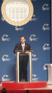 Chris Christie RJC