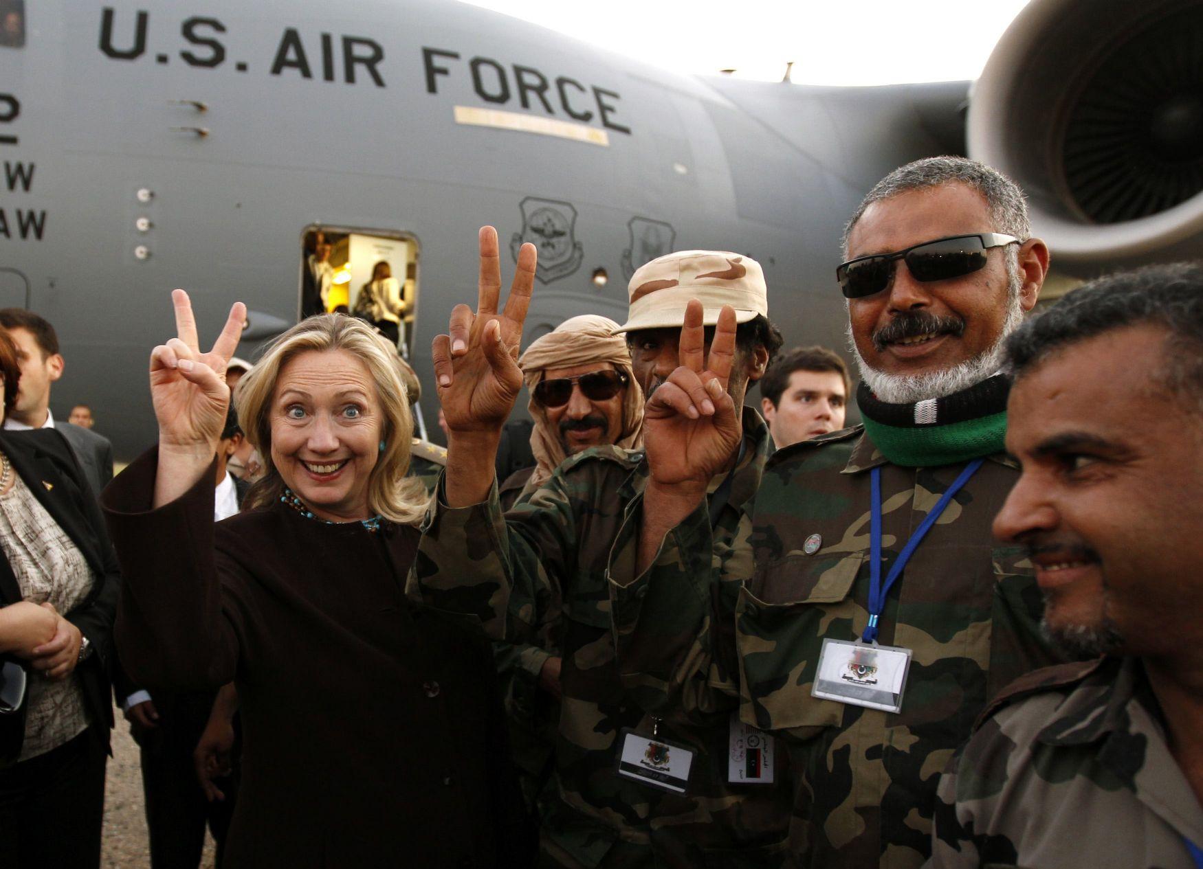 К годовщине гибели(?) Каддафи. Пять лет спустя