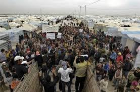 syrain refugees jordan
