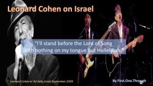 Leonard Cohen TA