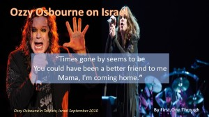 Ozzy Osbourne TA