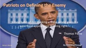 Patriots Enemy