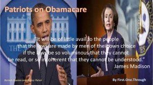 Patriots Obamacare