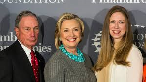 hillary and bloomberg