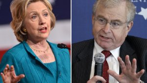 sandy-berger-and-hillary-clinton