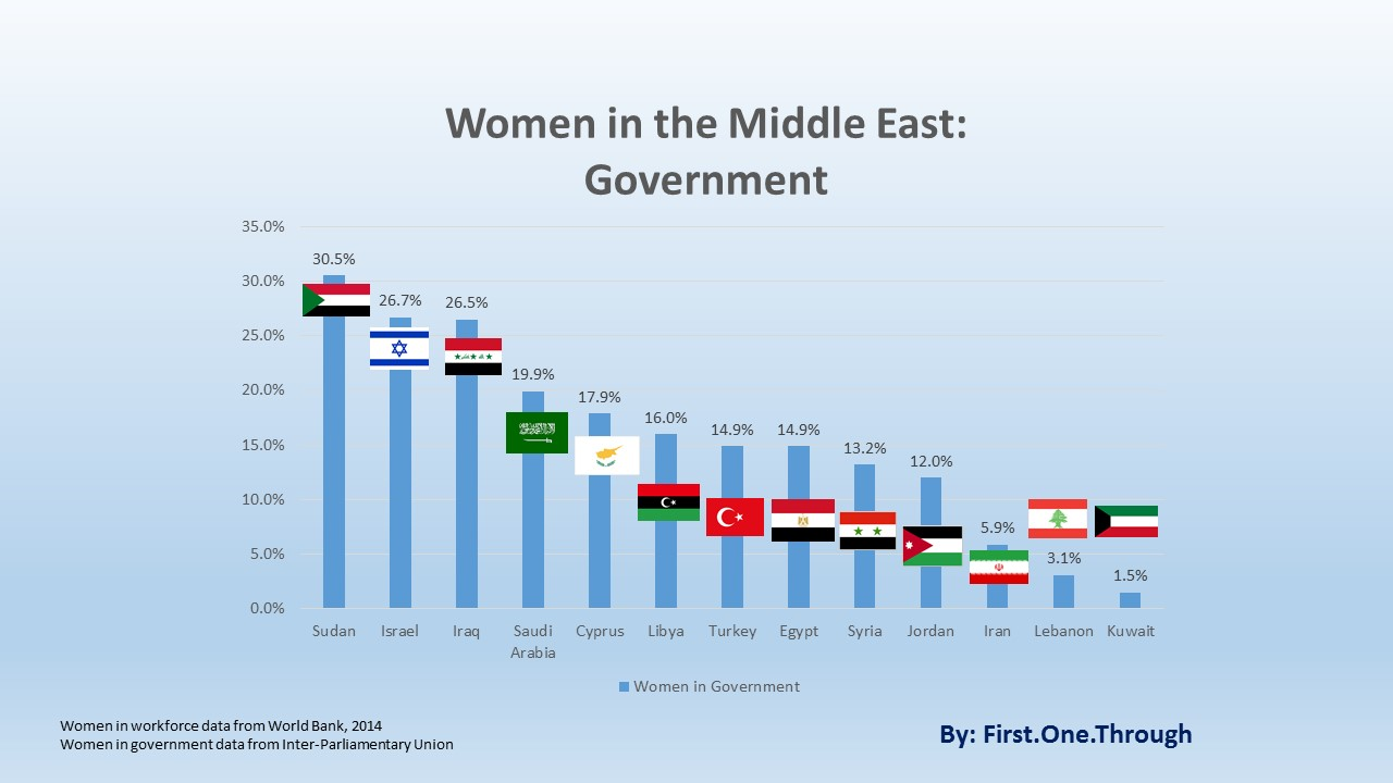 women in government The effect of women in government on government effectiveness abstract a critical factor of gender and development is the political empowerment of women.
