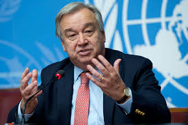 UN Secretary General Guterres is Losing the Confidence of Decent People